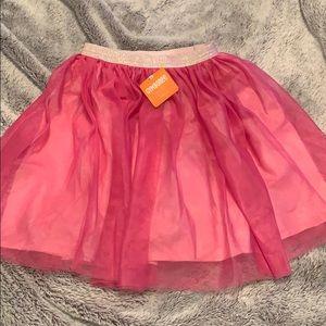 Gymboree Tull skirt